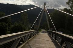 Passerelle d`Illarsaz ( Fussgngerbrcke - Brcke - Bridge - Pont ) ber die Rhne im Rhnetal bei Illarsaz im Kanton Wallis - Valais in der Schweiz (chrchr_75) Tags: river schweiz switzerland suisse swiss august rhne christoph svizzera fluss rhone 2014 suissa chrigu 1408 chrchr hurni chrchr75 chriguhurni chriguhurnibluemailch august2014 albumrhne hurni140809 albumrhneflussriver