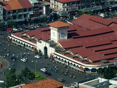 Bn Thnh Market, Ho Chi Minh City (twiga_swala) Tags: city architecture hall asia ben market vietnam viet chi ho thanh minh saigon march nam thnh bn