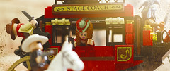 stage coach lone ranger (Young's Lego) Tags: storm trooper castle monster night forest drive starwars fight ranger fighter dragon lego princess vampire zombie ghost police kingdom johnny lone knight depp clone ambush