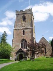 St Edburga's, Leigh