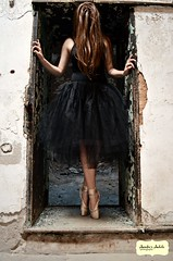 You Better Watch Out (Amber Adele) Tags: ballerina state dancer haunted prison eastern penitentiary