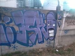 Lila (Eska) Tags: art argentina colors wall graffiti buenosaires paint arte character style wallart spray urbanart crew writer kuwait violeta graffitiart graffart lovegraffiti aereosol hoodboyz