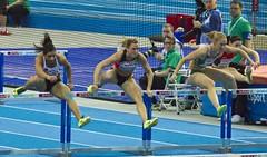 206 eline berings halve finales 60mH (babbo1957) Tags: gteborg indoor ek atletiek 2013 berings yanit