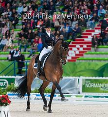 140826_Dressage_GP_2_535.jpg (FranzVenhaus) Tags: horses france fei normandie fra caen weg dressage