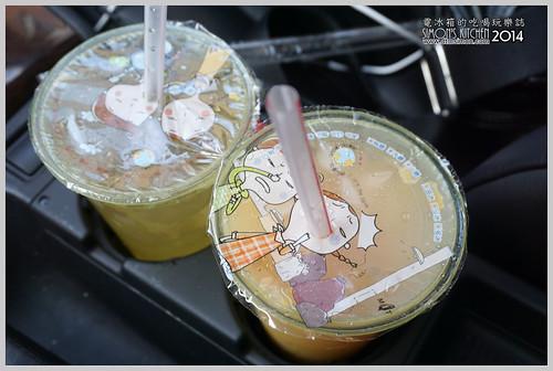 中山路無名檸檬愛玉11
