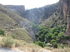 IMG_5732. Barranco del ro Monachil (Por los caminos de Mlaga) Tags: nevada sierra caminos mlaga monachil cahorros