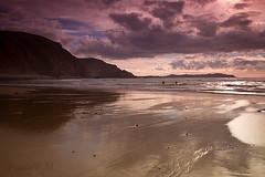 1870 - Campelo (PauloFM) Tags: sunset sea sky españa beach lights luces spain bright playa galicia cielos campelo ferrol valdoviño meirás ferrolterra