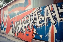 Montreal dripping (xophe_g) Tags: streetart paint montreal mileend canadiens dripping xe1 sergelemoyne xf27mm