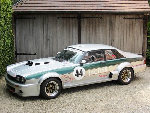 Jaguar XJ-S V12 racecar (1977)
