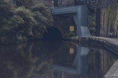the last man on earth. Part 1 (I AM JAMIE KING) Tags: london abandoned canal solitude quiet victorian engineering tunnel silence waterway towpath dystopian maidahill maidahilltunnel