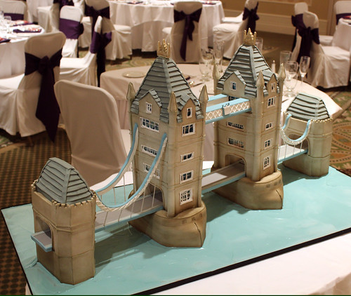 London Bridge Cake