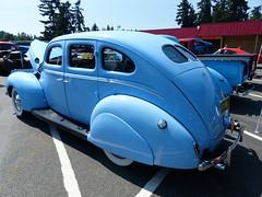1940 Ford (bballchico) Tags: 1940 4door sedan custom warrenkindle washingtonstatehotrodhalloffame ratbastardscarshow ratbastardsinfestationcarshow 2014 206 washingtonstate