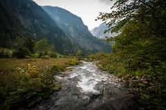 Saletbach (Explore) (svenpetersen1965) Tags: mountains alps creek river germany bavaria berchtesgaden königssee berchtesgadenerland schönauamkönigsee saletbach