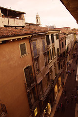 Via Cappello (martilary) Tags: italy italia verona casagiulietta viacappello
