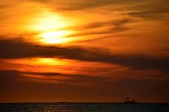 Zonsondergang De Koog (2014) (l-vandervegt) Tags: sunset holland netherlands zonsondergang nederland texel noordholland niederlande 2014 dekoog