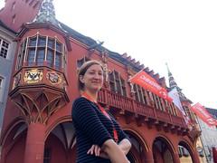 Freiburg's Historisches Kaufhaus.