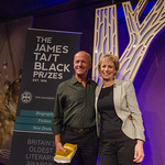 James Tait Black Award Winner Jim Crace
