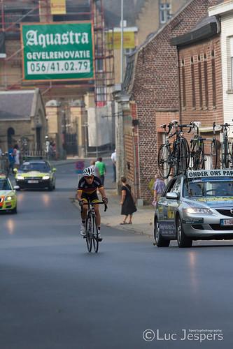 UCI MJ 2.1 Koksijde 157