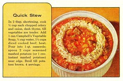 1959-(via File Photo) (File Photo Digital Archive) Tags: vintage advertising 1950s recipes 1959