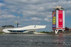 EYE - AMSTERDAM MAI 2014-2028 (daumy) Tags: mer cinema art amsterdam architecture eau muse bateau paysbas oeuvre ville batiment fleuve hollandeseptentrionale daumy septime