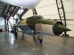 "Mig-21PF 2 • <a style=""font-size:0.8em;"" href=""http://www.flickr.com/photos/81723459@N04/25294080329/"" target=""_blank"">View on Flickr</a>"