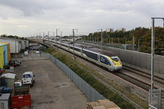 Eurostar 374 001 (samkiller42) Tags: trains train railway railroad rail rails rainham hs1 highspeed1 eurostar