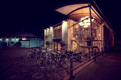 Riverstation, Bristol (technodean2000) Tags: riverstation river station bristol city bar restaurant night cycle bikes lightroom uk