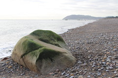 Killiney Beach (K. Sakulku) Tags: ireland ire water dublin killiney killineybeachrock stone seaside beach nature landscape foreground