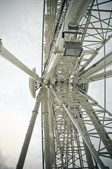Ferris wheel (d.kiero) Tags: gdask batyk wakacje lampion wadysawowo canon 5d zatoka gdaska plaa bungee