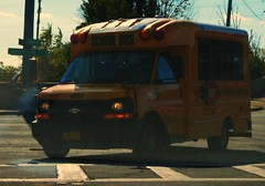 Quality Bus Service #844 (ThoseGuys119) Tags: qualitybusservicellc qualitybussales sparrowbushny mini bus minotour thomasbuilt bluebird microbird gmc chevy