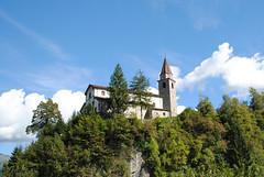Ovaro (melime_) Tags: ovaro fvg nikon paesaggio montagna chiesa italy cielo 2016 mountain sky nature