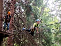 P8234087e (topzdk) Tags: treeclimbing summer 2016 czechrepublic ski slope lanovy park