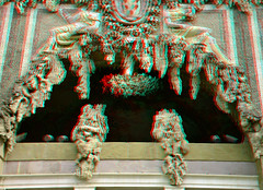 Grotto de Buontalenti 3D (wim hoppenbrouwers) Tags: grottodebuontalenti 3d anaglyph stereo redcyan floence firence boboli
