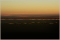the view (Robin Penrose) Tags: 201610 sunset icm layers ps6 lr4 creative art
