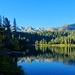 Morning on Twin Lakes, CA 9-16