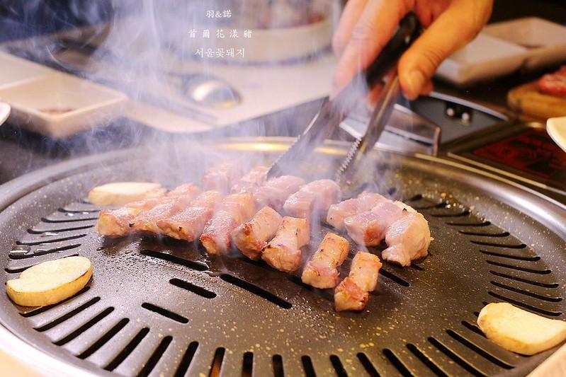 首爾花漾豬士林韓式料理152