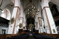 St. Jacob's Lutheran Church (hhschueller) Tags: germany eosm3 deutschland duitsland lbeck luebeck schleswigholstein