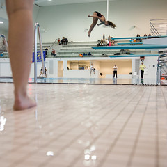 Leeftijdsgroepenwedstrijd DEN HAAG 2016 Regio West, The Netherlands (monsieur I) Tags: rbp acrobatic competition dive diving human intheair monsieuri sport sports swimmingpool thehague