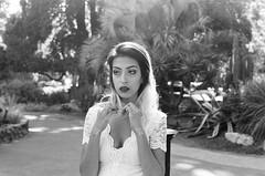 (Benz Doctolero) Tags: canon t50 50mm black white bw girls sacramento california kodak trix 400 film monochrome trees vegetation portrait