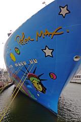 Norwegian Breakaway (terraxplorer2000) Tags: norwegianbreakaway cruise newyork cruiseship