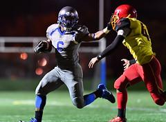 High School Football Running Back (Q Win) Tags: runningback outdoor chicago football highschool il illinois mandrake phillips playoff robeson thepublicleague gotshotbyquinn