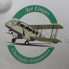 1936 De Havilland DH84 Dragon II (jane_sanders) Tags: goodwoodrevival goodwood revival motorcircuit westsussex sussex freddiemarchspiritofaviation dehavillanddh84dragonii dehavilland dh84 dragon ii aerlingus charitablefoundation aeroplane plane