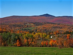 Wilmington, Vermont in Autumn (Professor Bop) Tags: professorbop drjazz olympus olympusem1 wilmingtonvermont autumn fall color foliage mountain trees