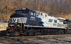 NS 4004 AC44C6M (DFaustAltoona) Tags: ns 4004 ac44c6m norfolk southern 777 brickyard altoona pennsylvania