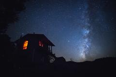 Vía Láctea (bdebaca) Tags: sonyalpha99 cz1635 milkyway víaláctea chihuahua sanisidrolodge mexico estrellas night noche