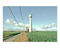 "(""Que la bte meure"") Tags: contaxrx yashica28mmml analog film focalefixe manualfocus watertower chteaudeau"