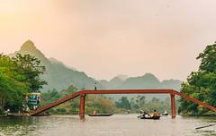 Suoi Yen, Chua Huong, Ha Tay, Vietnam (tuanduongtt8018) Tags: autumn morning travel green peaceful peace traditional destination tourism vietnam hanoi sun sunrise clouds