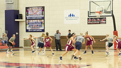 DJT_6203 (David J. Thomas) Tags: sports athletics basketball alumni homecoming lyoncollege scots batesville arkansas women
