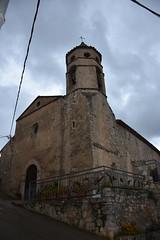 Esglsia parroquial de Sant Esteve, La Febr (esta_ahi) Tags: baixcamp esglsia parroquial santesteve ipa9456 iglesia architecture arquitectura lafebr tarragona spain espaa