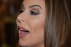 Kendra Lust with mouth open (hootervillefan) Tags: exxxotica edison nj 2016 hot sexy exxxoticaedison adult convention pornstar porn star kendra lust kendralust